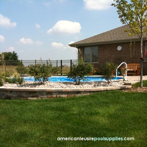 American leisure pool supplies pool sales service in for Above ground pool equipment
